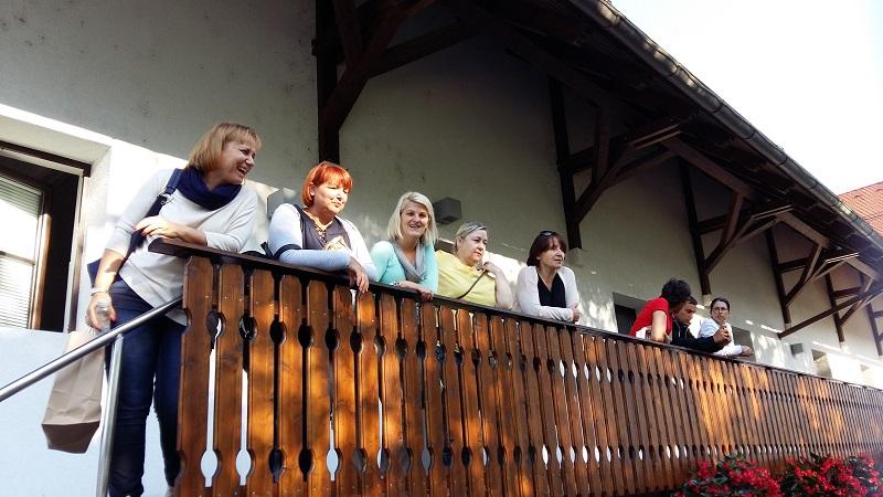 Strokovna ekskurzija in obisk samostana Stična.